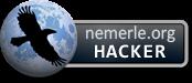 http://nemerle.org/Banners/?t=HACKER&g=dark