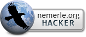 http://nemerle.org/Banners/?t=HACKER&g=light